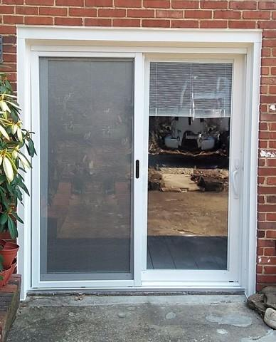 Sliding Glass Door Update in Greensburg, PA