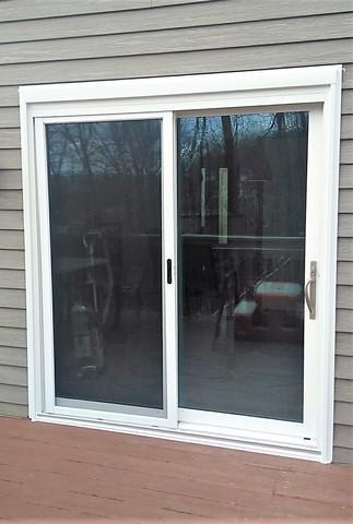 Upgraded Sliding Glass Door in Murrysville, PA