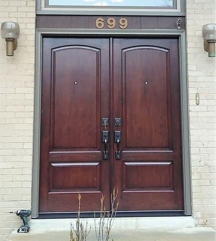 Stylish Upgrade with Entry Door Replacement in Irwin, PA