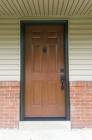 Entry Door Transformation in North Huntingdon, PA