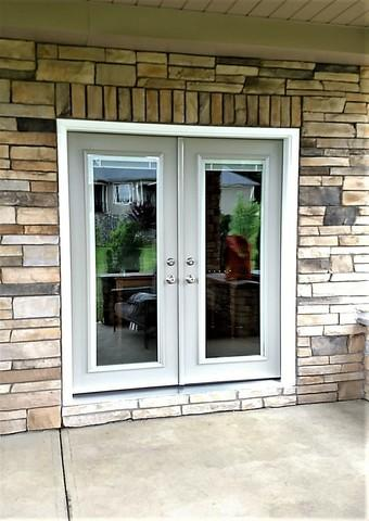 Patio Door Replaced in Latrobe, PA