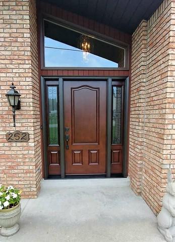 High End Front Door Installed in Irwin, PA