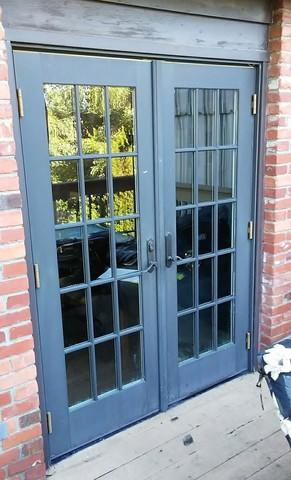 Patio Door Replacement Finished in Bethel Park, PA