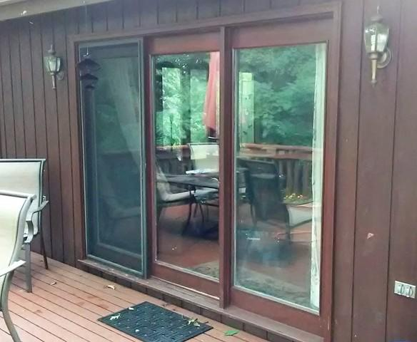 Patio Door Replaced in Allison Park, PA