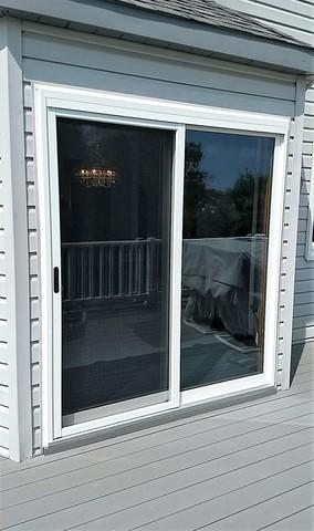 Sliding Glass Door Replaced in Irwin, PA