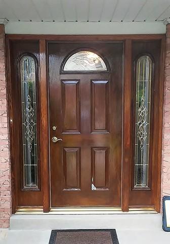 Stunning Front Door Installed in Murrysville, PA