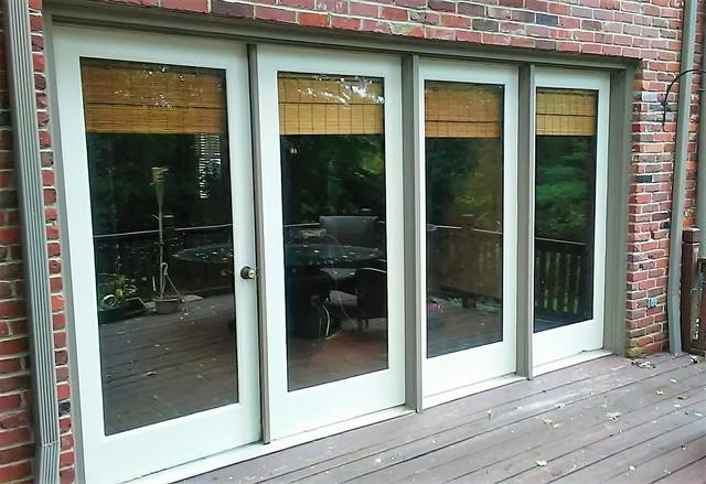 Patio Door Replaced in Wexford, PA