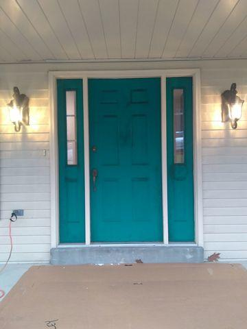 Entry Door Transformation in Greensburg, PA!