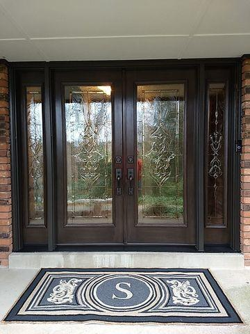 Breathtaking Glass French Door Replacement in Murrysville, PA!