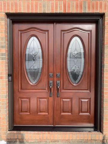 Stunning Entry Door Replacement in Canonsburg, PA!