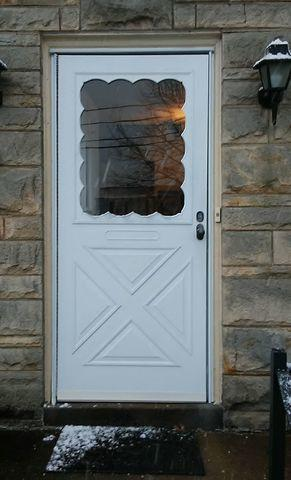 Fantastic Entry & Storm Door Upgrade in Latrobe, PA!
