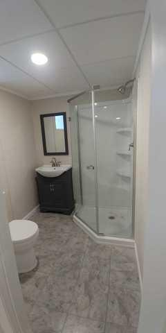 Incredible Basement Bathroom Transformation in Allison Park, PA!