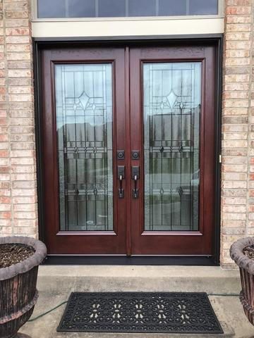 Dramatic Entry Door Upgrade in Canonsburg, PA!