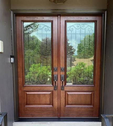 Elegant Entry Door Installation in Greensburg, PA!
