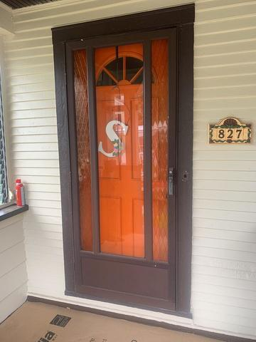 Simplified Entry & Storm Door Combo in Avalon, PA!