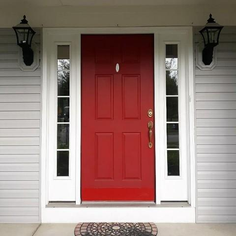 Beautiful Entry Door Upgrade in Cranberry, PA!