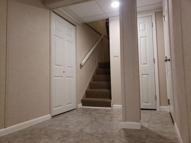 Basement Damaged by Water Transformed in Pittsburgh, PA!