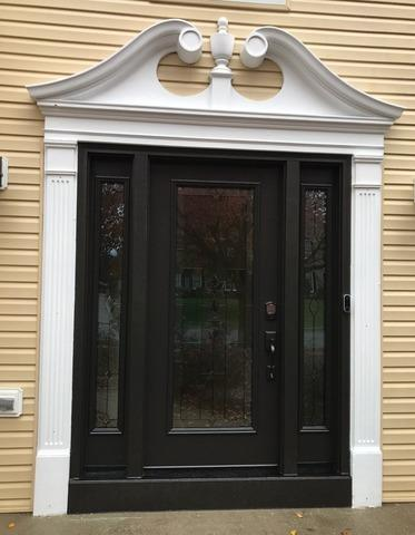 Entry Door Replaced in Cranberry Twp., PA!