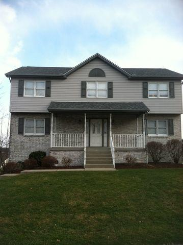 Double hung window installation in Irwin, PA