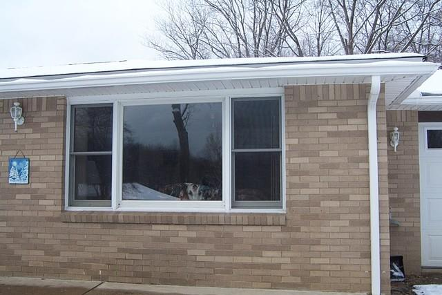 Bay window transformation in Ligonier, PA