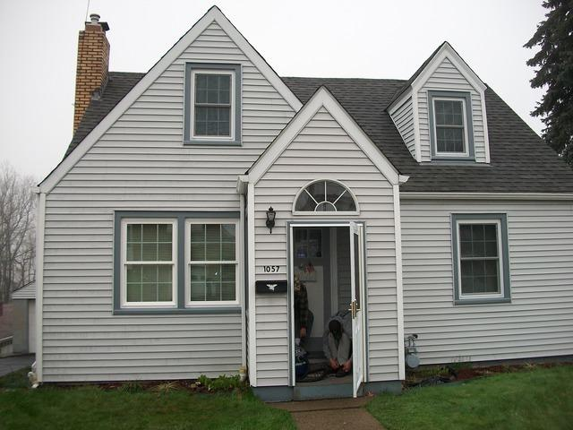 Double hung window replacement in Ambridge, PA