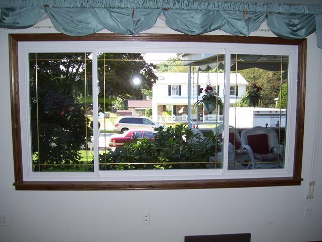Three-panel Slider Window Replacement in West Leechburg, PA