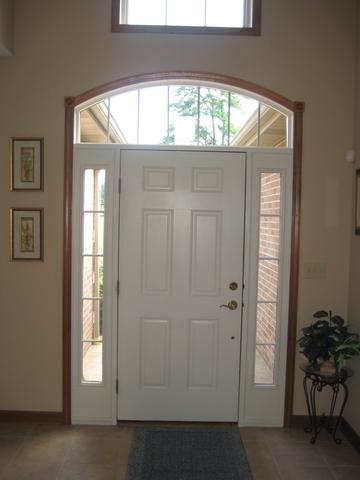 Beautiful entry door replacement in Irwin, PA