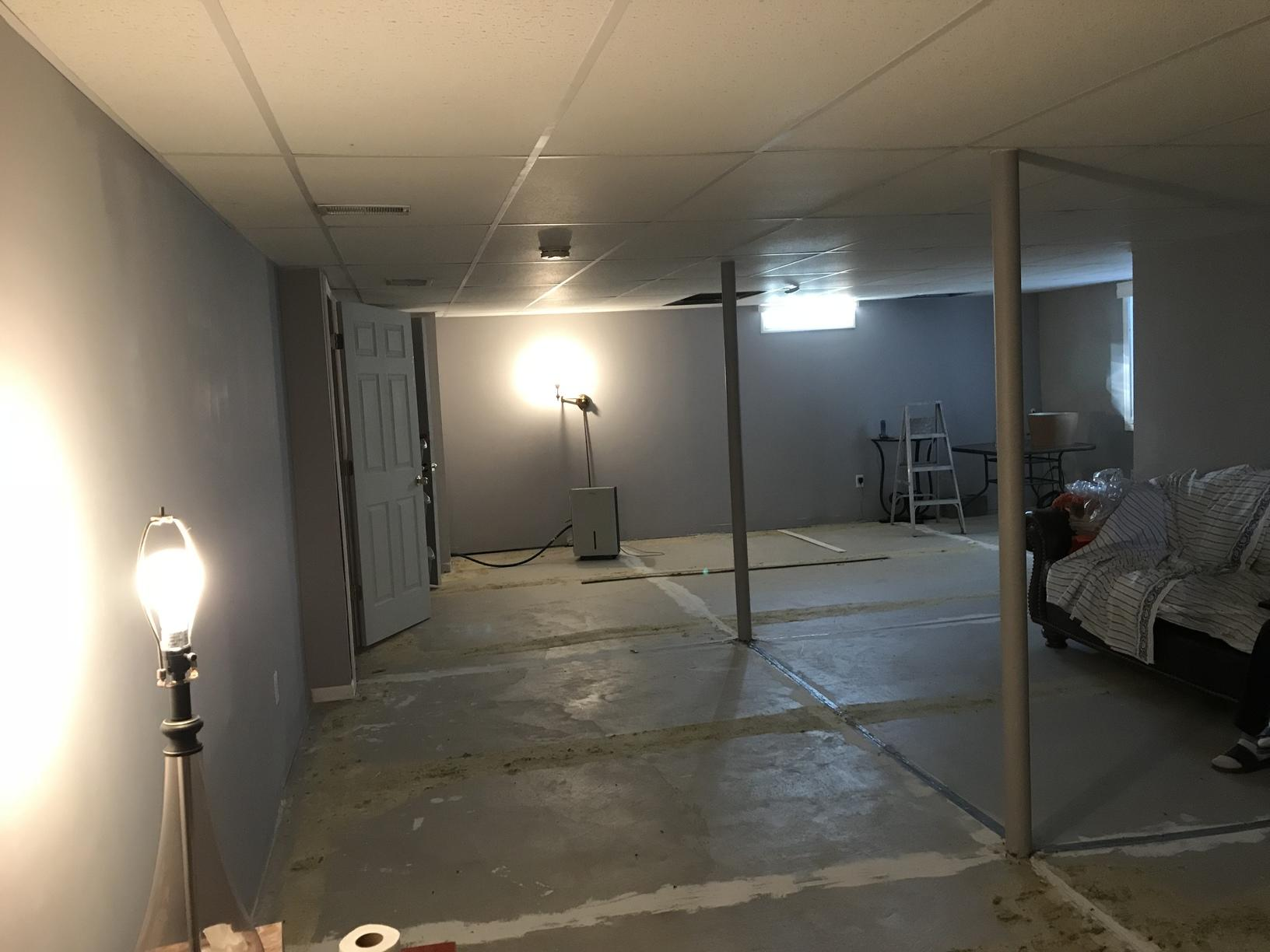 An Updated Space in Wheatfield, NY - Before Photo