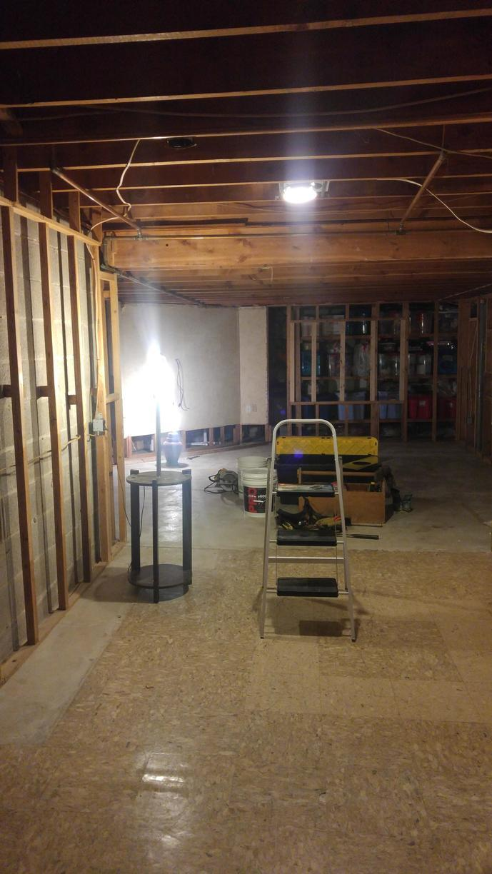 A Modern Update in Depew, NY - Before Photo