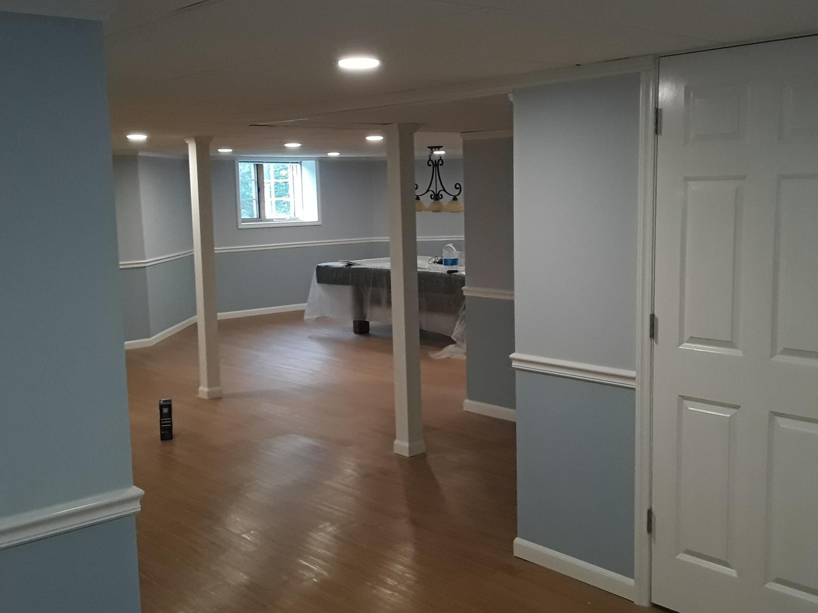 From Basement to Beautiful - After Photo