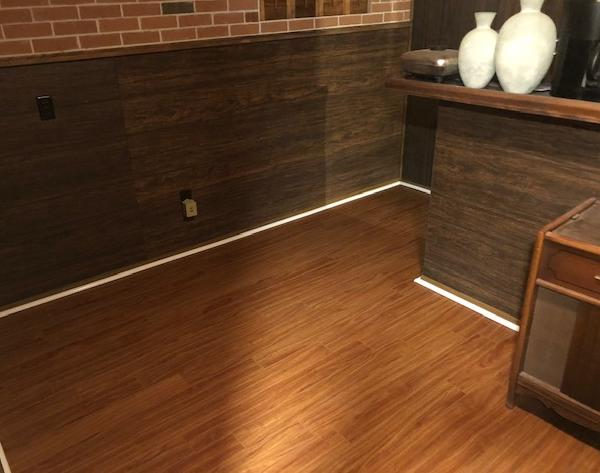 Creating A Basement Bar Worthy of Downtown - After Photo