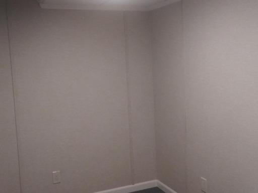 Making A Basement Office In Derby, NY - After Photo