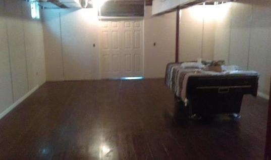 Refinishing A Basement For A Growing Family in Irving, NY - After Photo