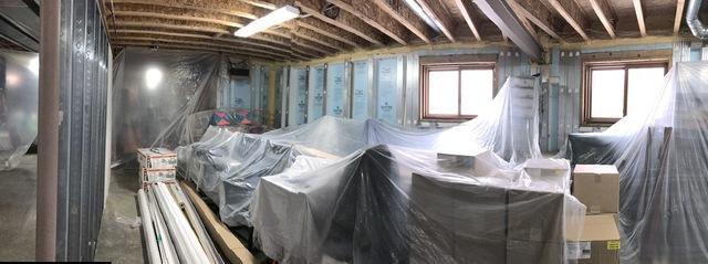 Full Basement Finishing in East Aurora, NY