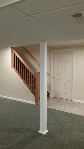 Creating an Open Staircase in Tonawanda, NY