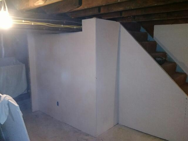 Bringing a Basement to Life in Sloan, NY - Before Photo