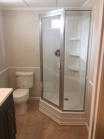 A New Bathroom in Wheatfield, NY