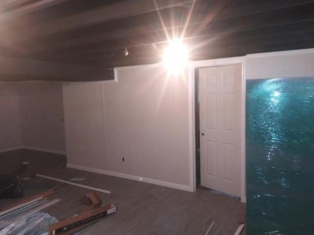 Basement Space re-imagined in Lewiston