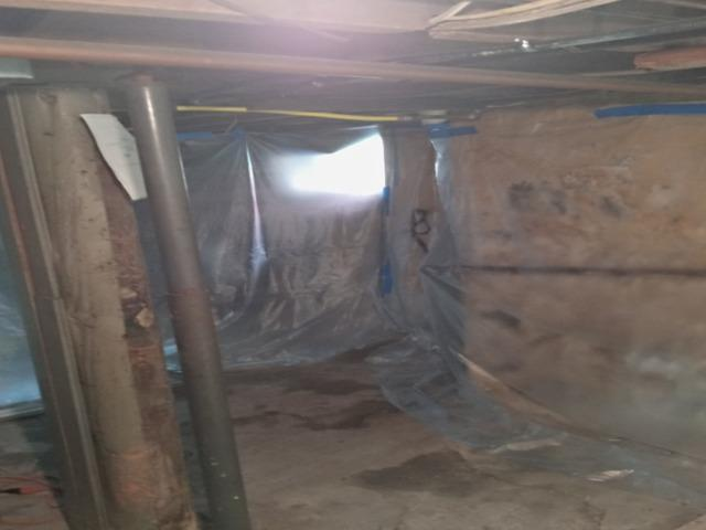 Making A Basement Office In Derby, NY