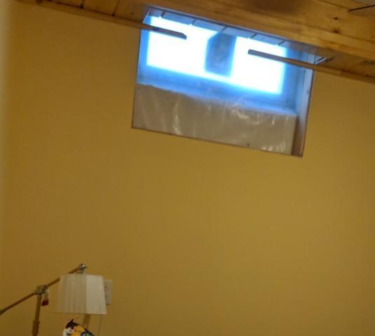 Adding An Egress Window In Machias, NY