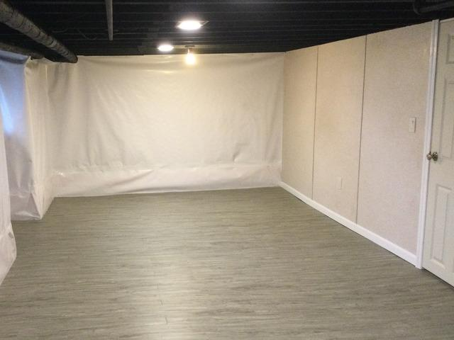 Making A Basement A Happy Place For Foster Dogs In Newfane, NY - After Photo