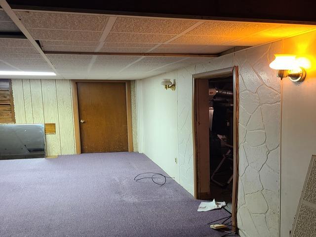Bringing A Basement Room Back To Life In Niagara Falls, NY
