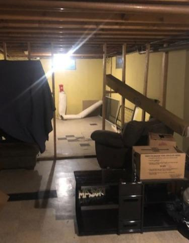 Adding An Egress Window Adds Safety To A Basement In Orchard Park, NY