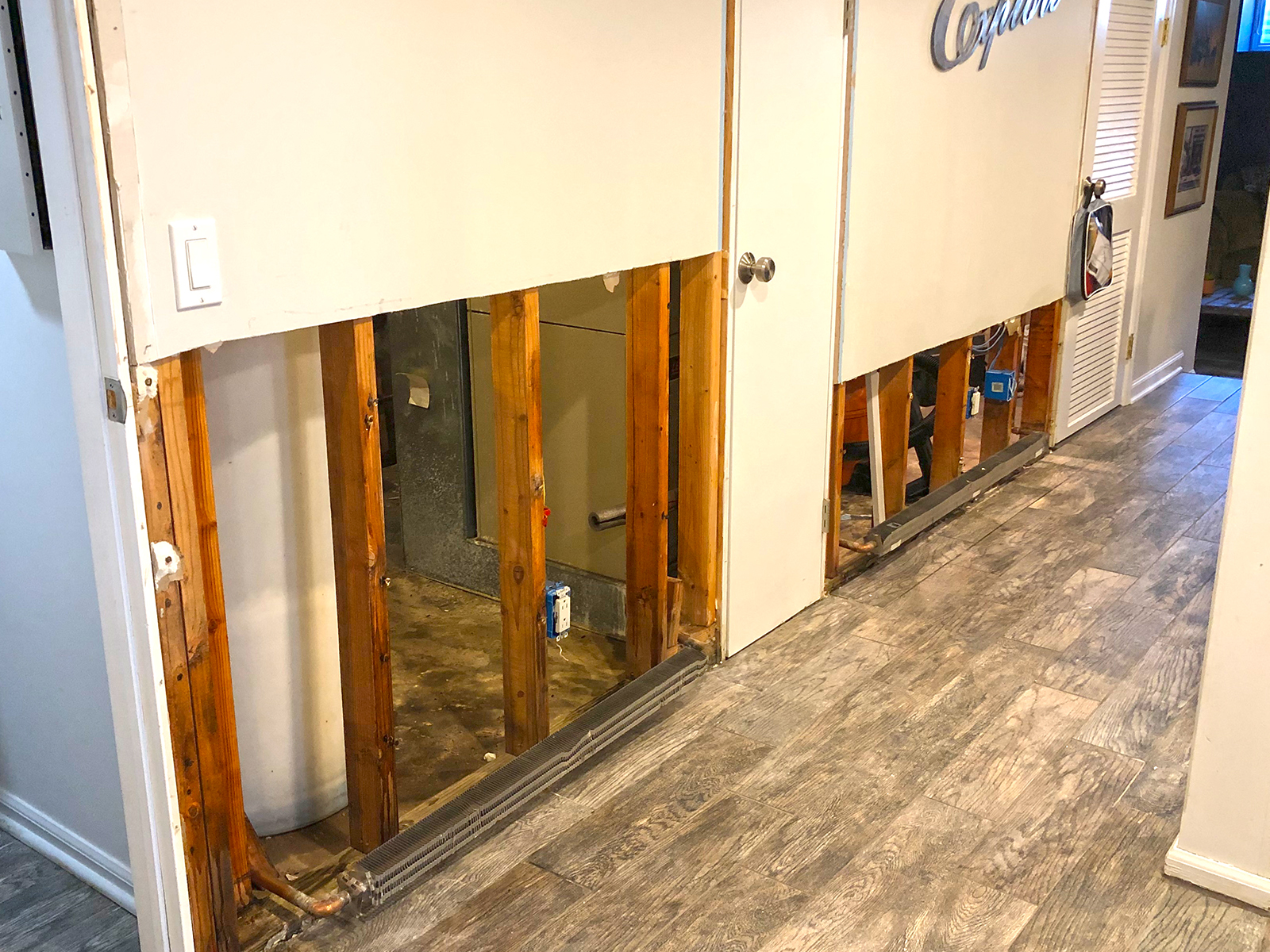 Water Leaks and Mold in Freehold, NJ - After Photo