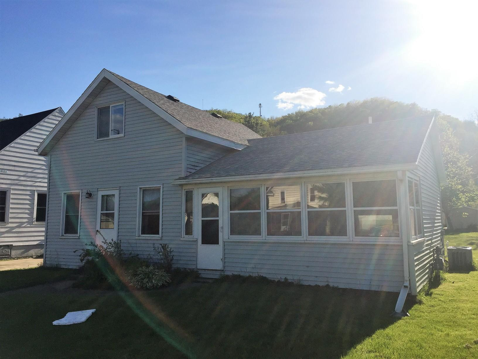 Platinum Hail Damage Repair in Rushford, MN - After Photo