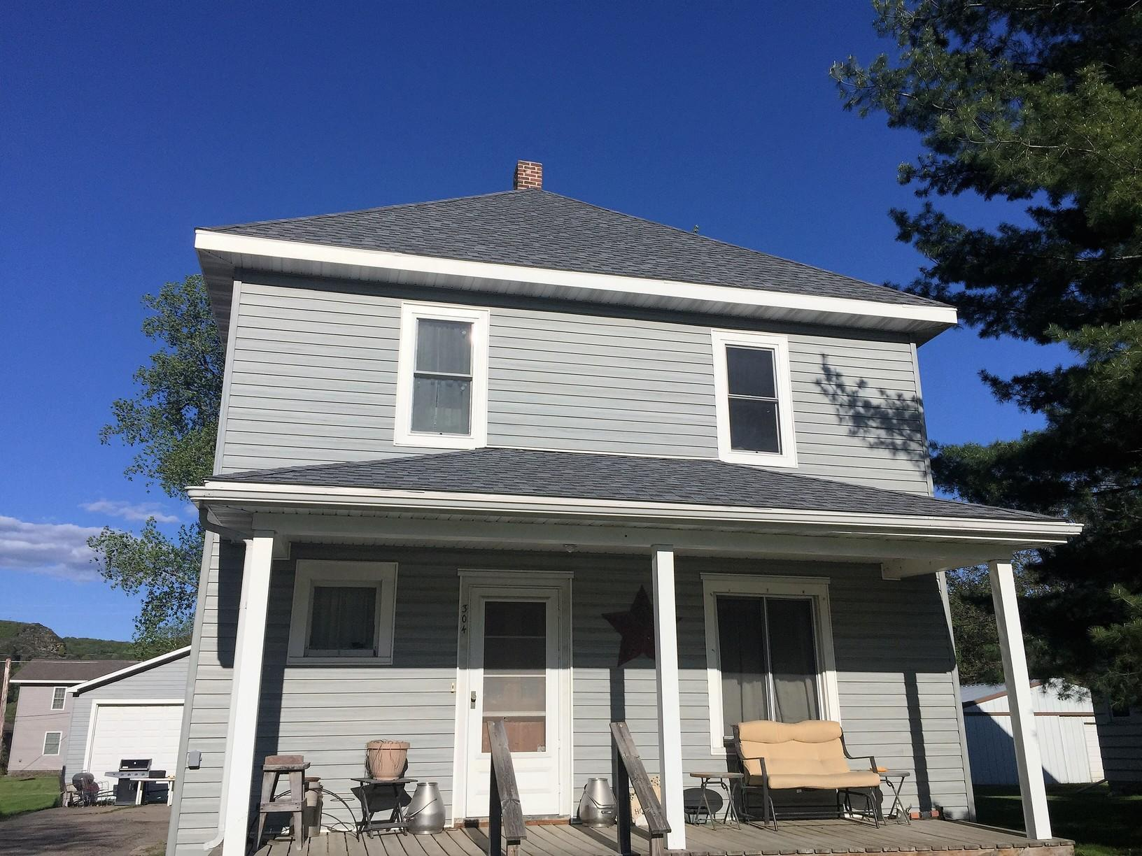 Platinum Roofing and Construction Before & After Photo Set ...