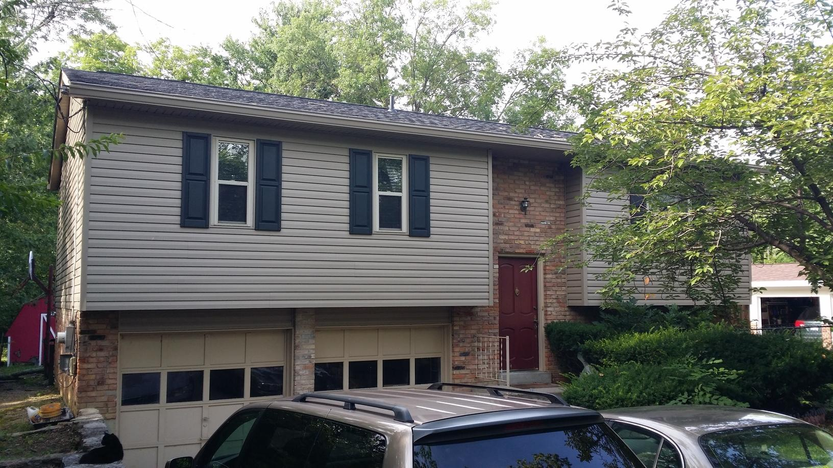 New Roof, Siding & Gutters in Cincinnati, OH - After Photo