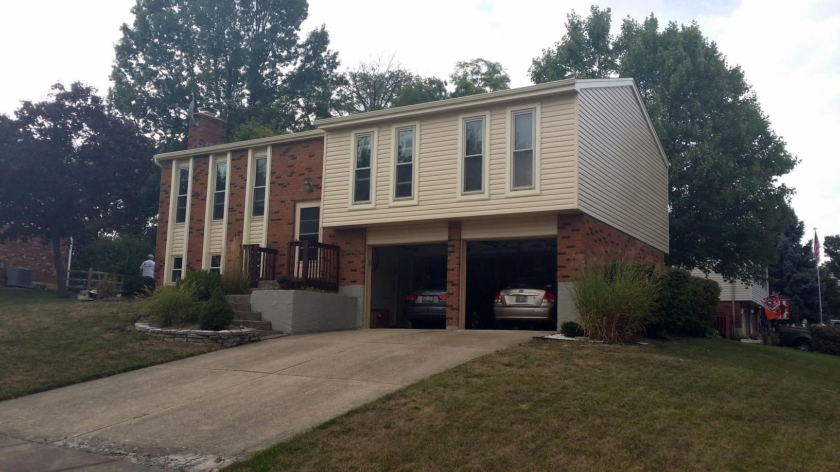 New Vinyl Siding, Roof & Gutters in Cincinnati, OH - After Photo