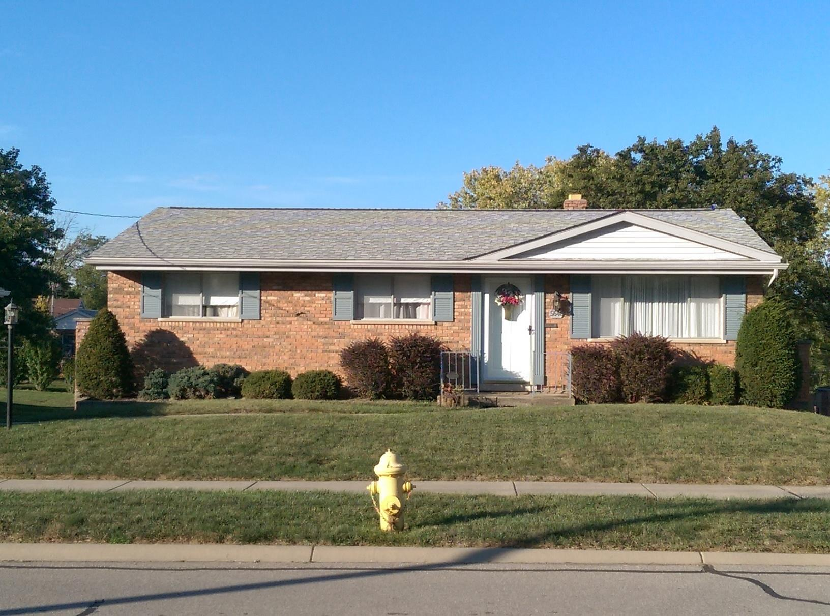 Roofing, Siding, gutters, & Fascia Installed in Cincinnati - After Photo