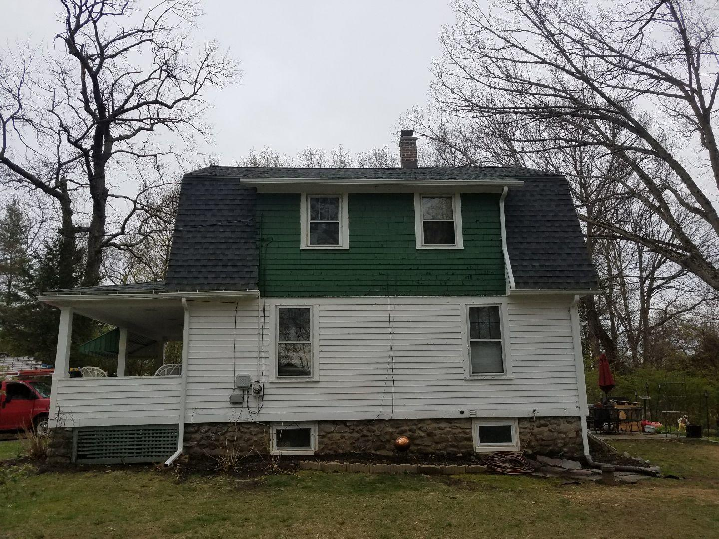 Roof Replacement in Middlebury, CT - After Photo
